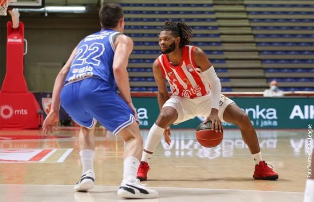 Jadranska liga: Zvezda rutinski savladala Zadar (81:66)
