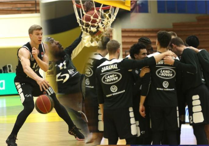ABA liga: Partizan ubedljivo savladao Krku (91:67)