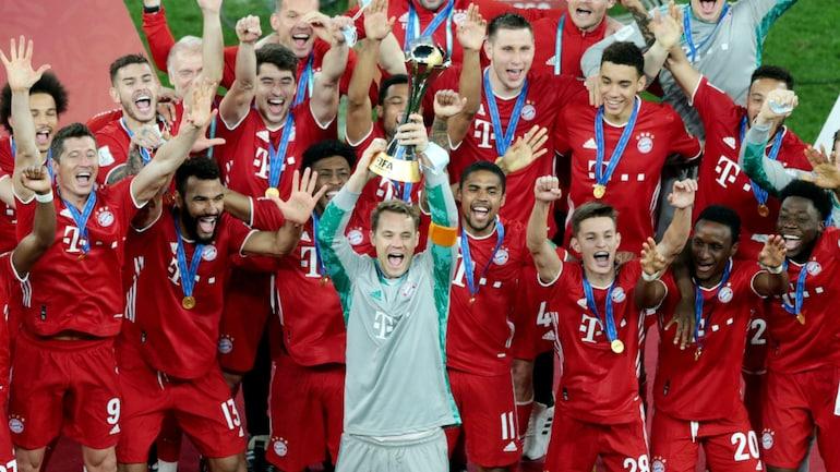 Bajern prvak sveta u fudbalu!