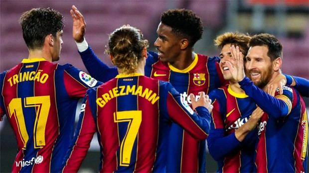 La Liga: Barselona rutinski protiv Alavesa (5:1)