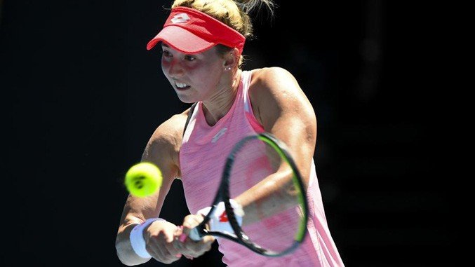 Australijan open: Nina Stojanović pobedila Aleksandru Krunić za polufinale dublova