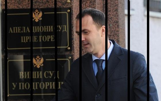Crna Gora: Opet uhapšen Aleksandar Tičić!