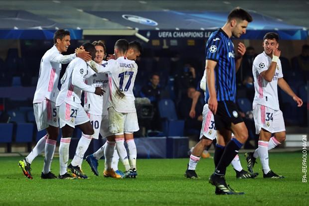 Liga šampiona: Atalanta – Real Madrid (0:1)