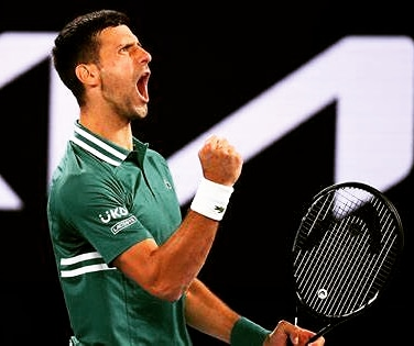 Novak Đoković osvojio Australijan open!