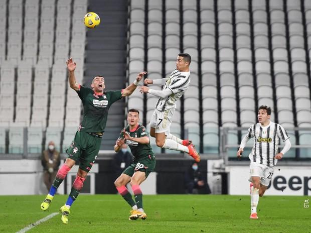 Serija A: Juventus slavio pobedu nad Krotoneom (3:0)