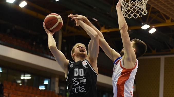 Košarkaši Partizana pobedili čačanski Borac za polufinale Kupa Radivoja Koraća (76:72)