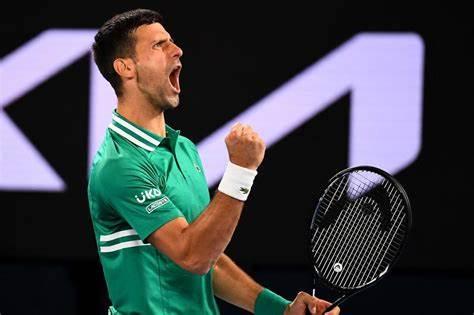Novak Đoković u finalu Australijan opena, pobedio Aslana Karaceva (6:3, 6:4, 6:2)