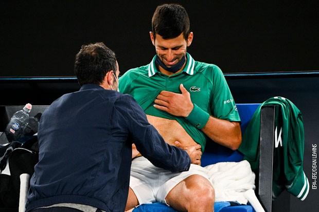 Australijan open: Novak Đoković nije trenirao, hoće li biti spreman za Raonića?