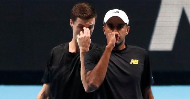 Radživ Ram i Džo Salizburi brane titulu u finalu Australijen opena!