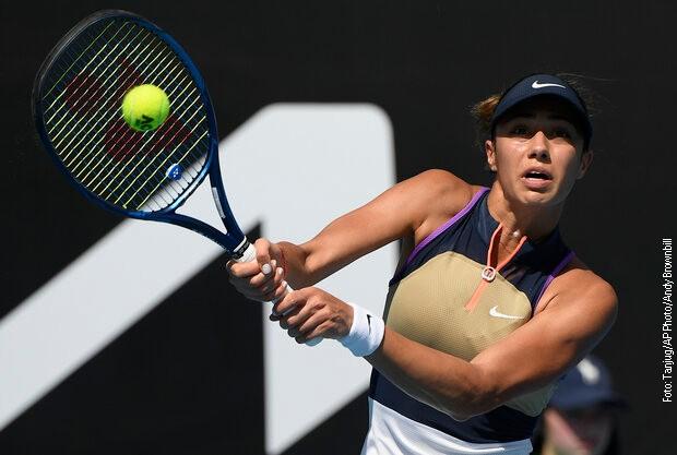 Australijan open: Srpska teniserka Olga Danilović izgubila od Šelbi Rodžers (2:6, 3:6)