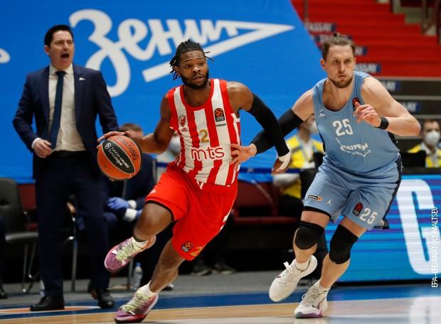 Evroliga: Crvena zvezda dočekuje Zenit (20.45)