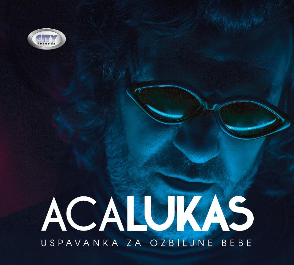 "Najveća pop folk zvezda Aca Lukas objavljuje novi CD za ""City Records"""