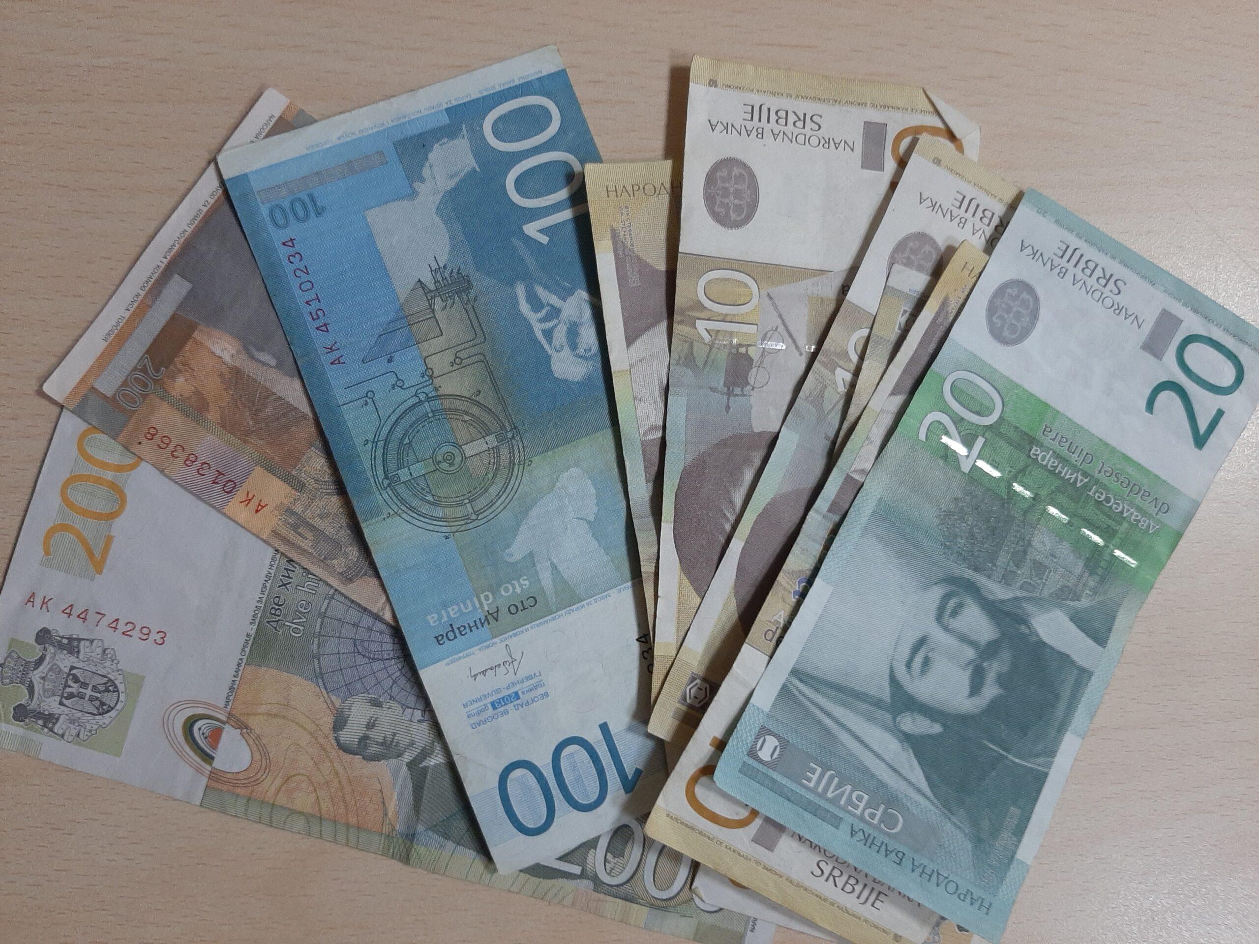 Danas isplata novčane naknade nezaposlenim licima za april