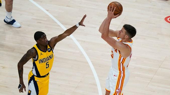 NBA: Košarkaši Atlante savladali Indijanu sa 129:117