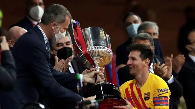 Fudbaleri Barselone osvojili Kup kralja