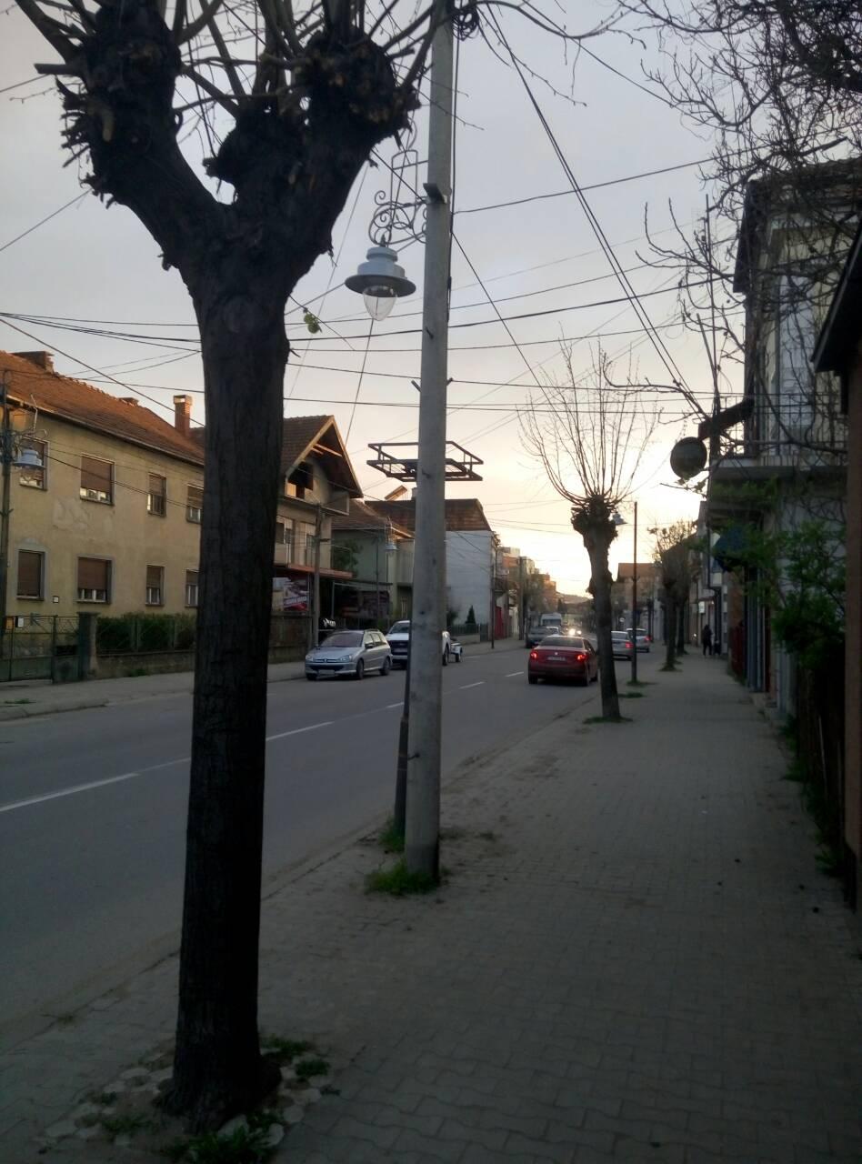 Privremena obustava saobraćaja u ulici Ivana Milutinovića u Zaječaru