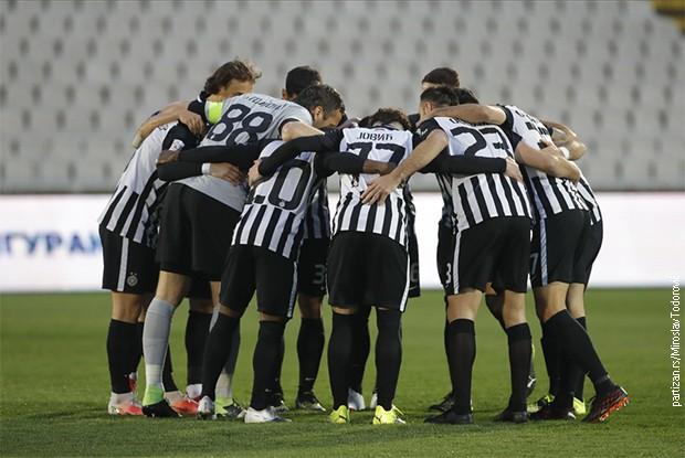 Superliga Srbije: Natho iz penala doneo pobedu Partizanu nad Spartakom (2:1)