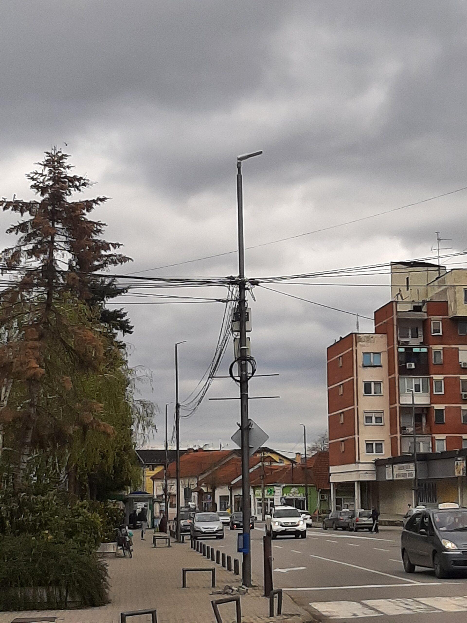 Danas bez struje nekoliko ulica u gradu