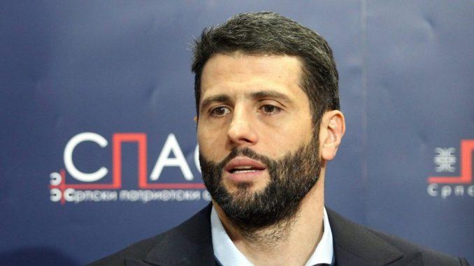 Šapić: Očekujem dogovor sa SNS, logično je da budem kandidat za gradonačelnika!