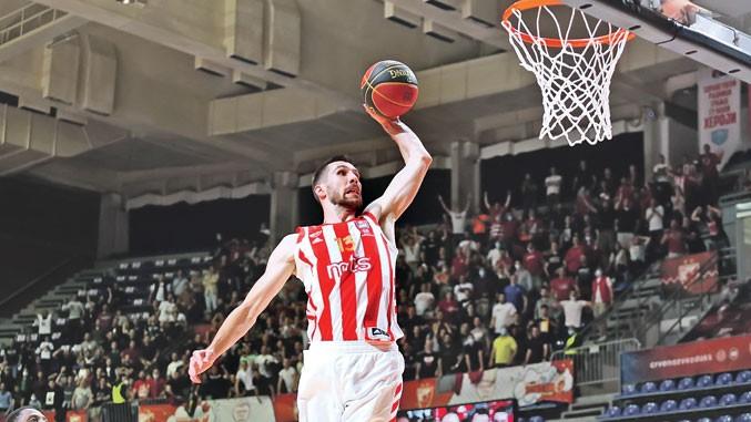 ABA liga: Ognjen Dobrić vodi Zvezdu ka tituli!