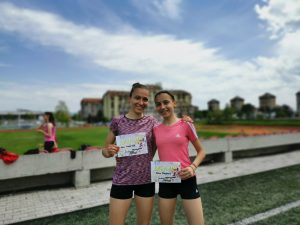 Iva Maletić na Međuokružnom takmičenju u atletici osvojila prvo mesto