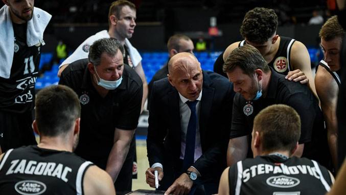 Košarkaši Partizana u polufinalu Superlige