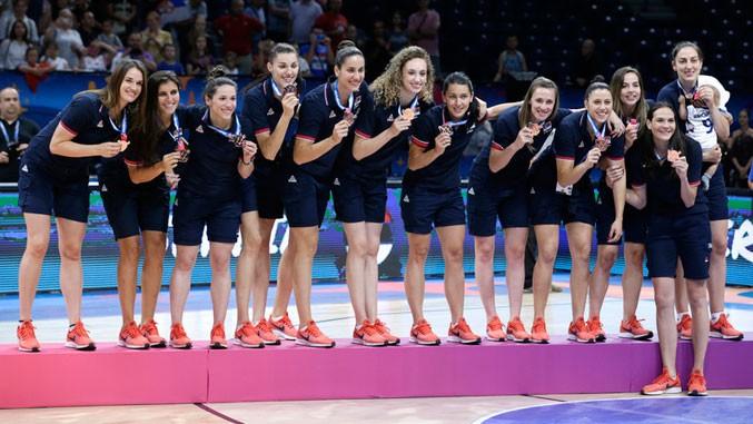 Počinje Evrobasket, košarkašice Srbije brane bronzu