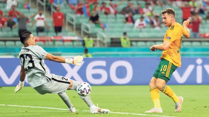 EURO 2021: Velšani rezervisali osminu finala!