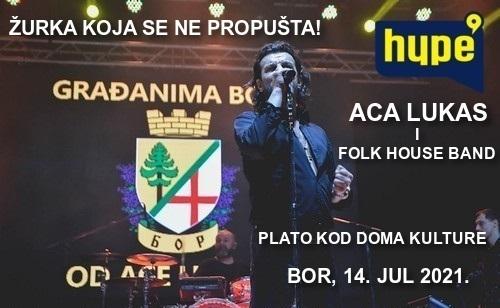 NAJVEĆA ŽURKA NA BALKANU SE NASTAVLJA: Timočka Krajina čeka Lukasa u Boru 14. Jula!