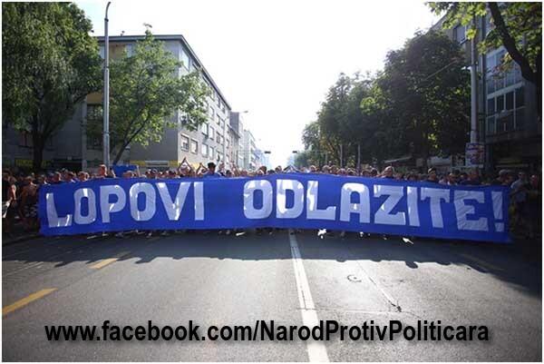 "Pokret NPP: ""Đilase i Jeremiću, izađite na ulicu, čekamo vas!"""