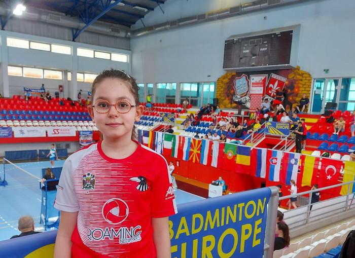 Badminton: Uspešan debi mlade Kragujevčanke na internacionalnoj sceni